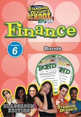 Standard Deviants School Finance Module 6: Bonds DVD   -