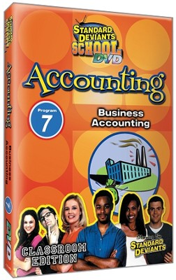 Accounting Module 7: Business Accounting DVD  -