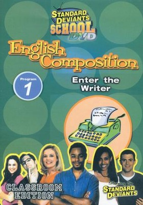 English Composition Module 1: Enter the Writer DVD  -