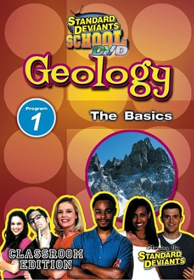 Geology Module 1: The Basics DVD  -