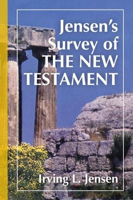 Jensen's Survey of the New Testament - eBook  -     By: Irving L. Jensen