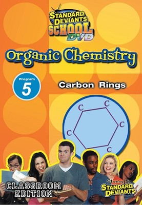 Organic Chemistry Module 5: Carbon Rings DVD  -