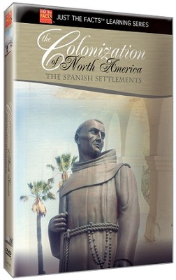 Just the Facts: Colonization of North America: Spanish Settlements DVD  -