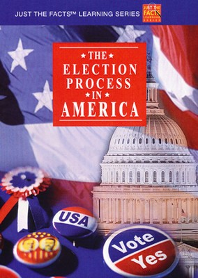 The Election Process in America DVD  -