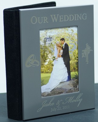 Personalized, Our Wedding Photo Album   -
