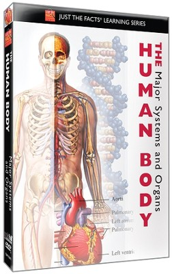 The Human Body: Major Systems & Organs DVD  -