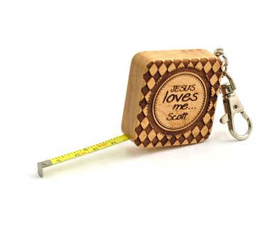Personalized, Tape Measure   -