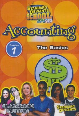 Accounting Module 1: The Basics DVD  -
