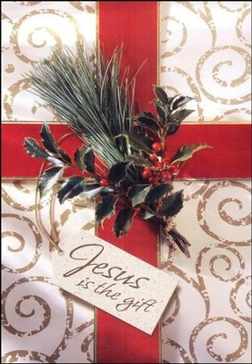 The Gift, Box of 12 Christmas Cards  -