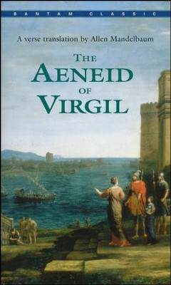 The Aeneid of Virgil   -     By: Virgil, Allen Mandelbaum