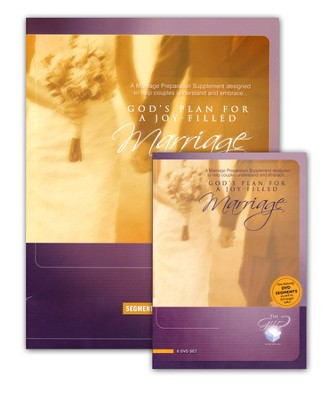 God's Plan for a Joy-Filled Marriage 6 DVD Set  -     By: Christopher West