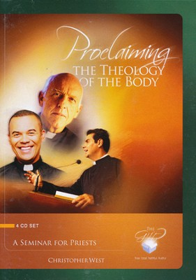 Proclaiming the Theology of the Body 4 CD Set  -     By: Christopher West