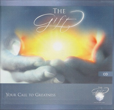 The Gift: Your Call to Greatness CD  -     By: Christopher West