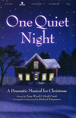 One Quiet Night (Choral Book)   -