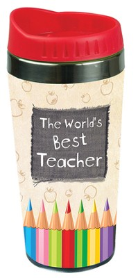 Best Teacher Travel Mug  -