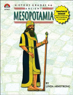 Mesopotamia Book and PowerPoint CD  -