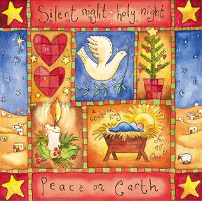 Peace on Earth Advent Calendar  -