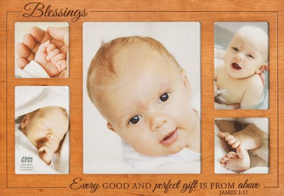 Blessings Photo Frame, Every Good ad Perfect Gift  -