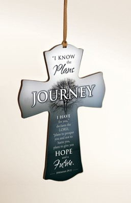 Journey, I know the Plans Mini Cross  -