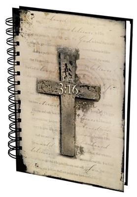 John 3:16 Wirebound Journal  -