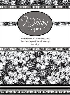 Writing Pad, Love of the Lord  -