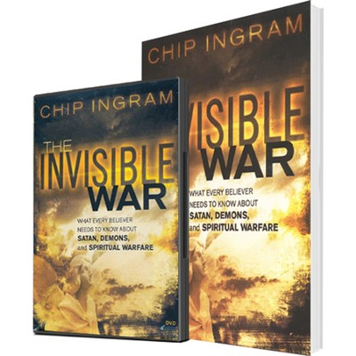 The Invisible War Personal Study Kit (1 DVD Set & 1 Study Guide)  -     By: Chip Ingram