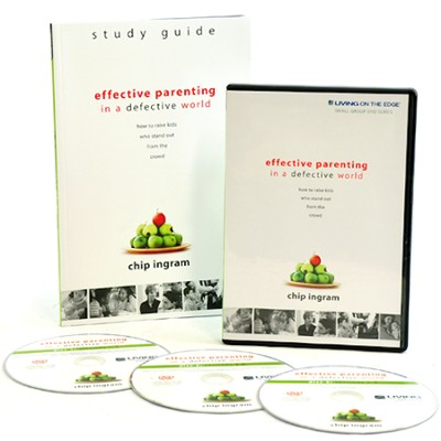 Effective Parenting In A Defective World Personal Study Kit (1 DVD Set & 1 Study Guide)  -     By: Chip Ingram