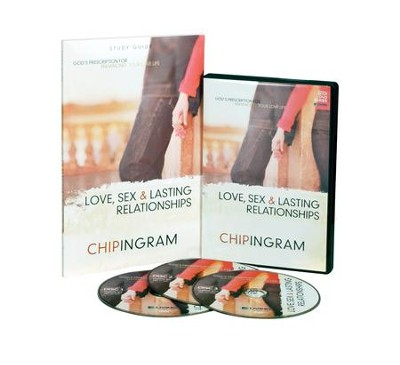 Love, Sex, and Lasting Relationships Personal Study Kit (1 DVD Set & 1 Study Guide)  -     By: Chip Ingram