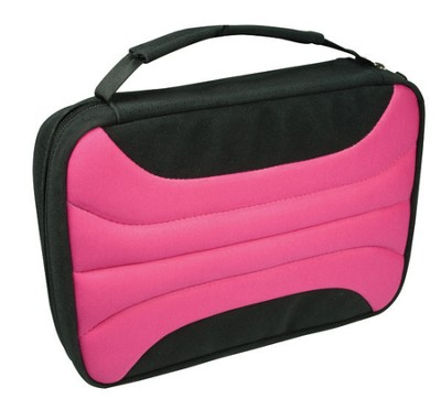 Neoprene Bible Cover, Pink, Medium  -