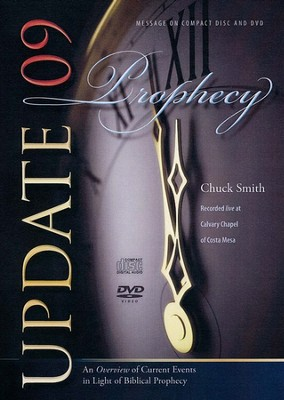 2009 Prophecy Update DVD  -     By: Chuck Smith