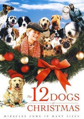 The 12 Dogs of Christmas, DVD   -