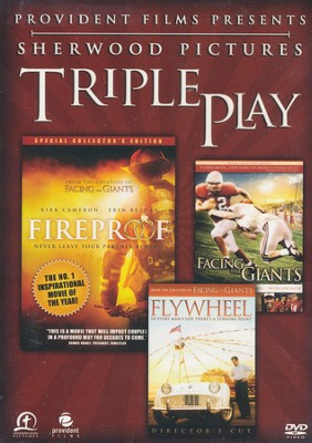 Sherwood Triple Play Boxed DVD Set  -