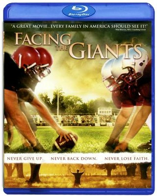 Facing the Giants, Blu-ray   -