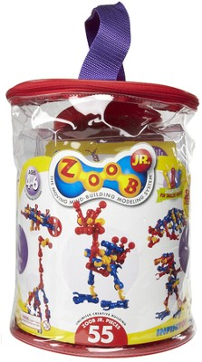 ZOOB Jr. 55 Piece Kit  -