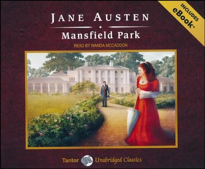 Mansfield Park, Unabridged Audiobook on CD with eBook  -     Narrated By: Wanda McCaddon     By: Jane Austen