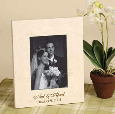 Personalized, Wooden Photo Frame for 5X7   -