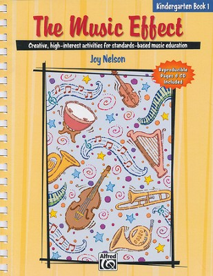 The Music Effect, Book 1  -     By: Joy Nelson