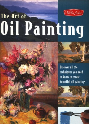 Art Of Oil Painting  -