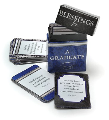 Box of Blessings for a Graduate  -