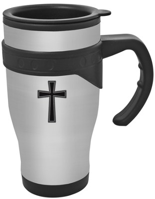 Cross Travel Mug  -