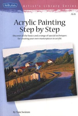 Acrylic Step By Step  -