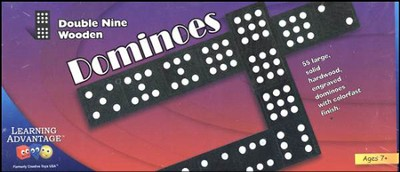 Double-Nine Dominoes  -