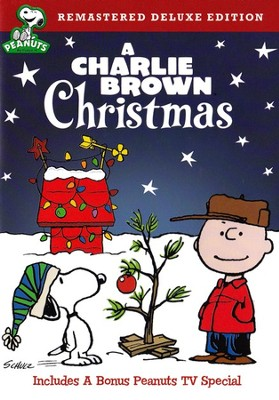 A Charlie Brown Christmas Deluxe Edition, DVD   -