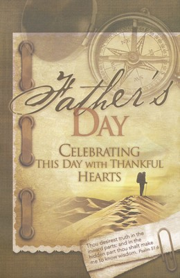 Thankful Hearts (Father's Day), Bulletins, 100  -