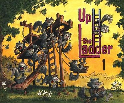 BJU K5 Beginnings, Up the Ladder Supplementary Readers    -