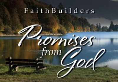 Faithbuilders Devotional Cards, Promises from God  -