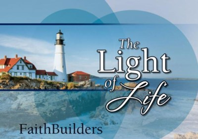 Faithbuilders Devotional Cards, The Light of Life  -