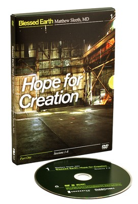 Hope for Creation, Sessions 1-6: Green Commission Series--DVD  -     By: J. Matthew Sleeth