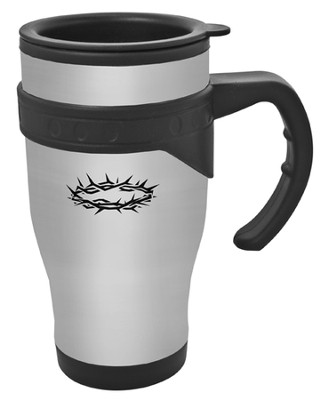 Crown of Thorns Travel Mug  -