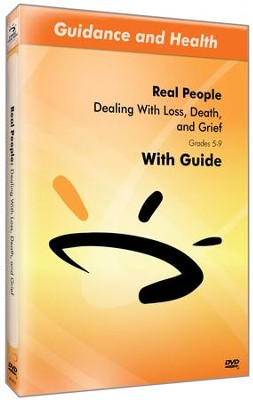 Dealing With Loss, Death, And Grief DVD & Guide  -